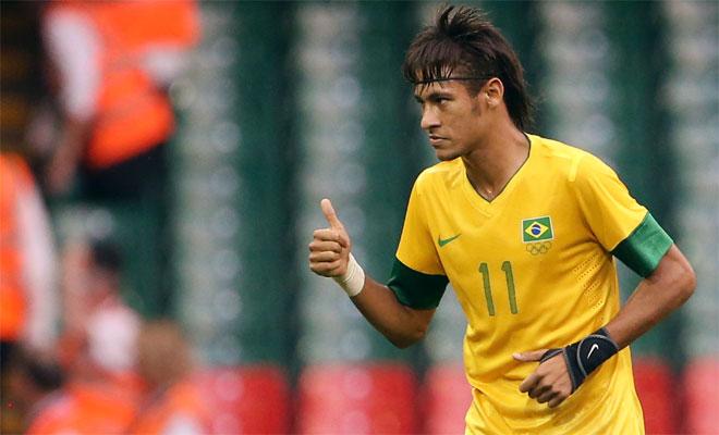Neymar (Photo: Reuters)