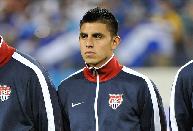 Joe Corona is one of several attacking midfielders who can help the United States. © Frederick Breedon / Getty Images
