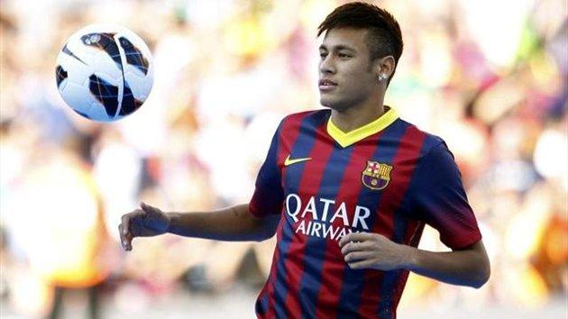 Neymar. (Photo: Reuters)