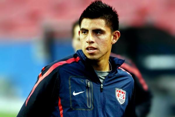 Joe Corona. (Photo: MexSport)