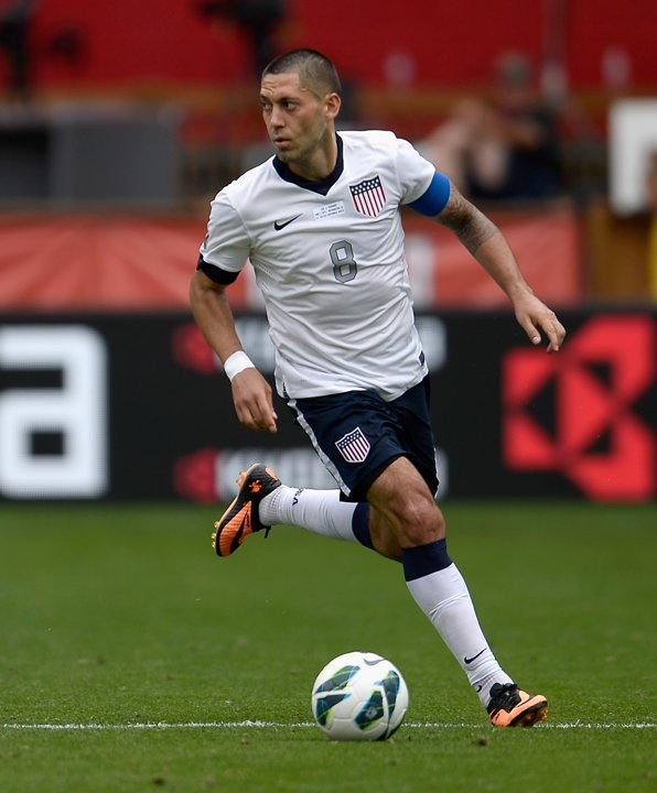 The Clint Dempsey Supremacy. (Photo: Dennis Grombkowski/Bongarts/Getty Images)