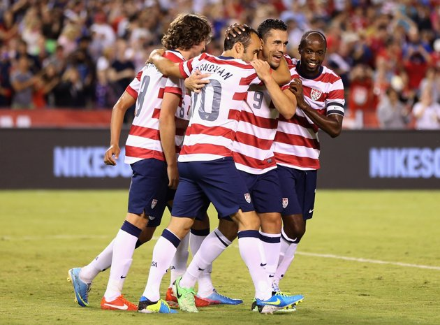 The Best USMNT Gold Cup XI is taking shape.(Photo: Jeff Gross/Getty Images)