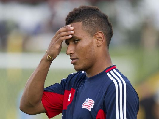 Juan Agudelo. (Photo: Paul Frederiksen-USA TODAY Sport)