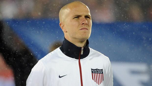 Michael Bradley (Photo: Garrett Ellwood / Colorado Rapids)