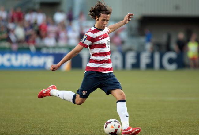 Mix Diskerud (Photo: Scott Olmos-USA TODAY Sports)