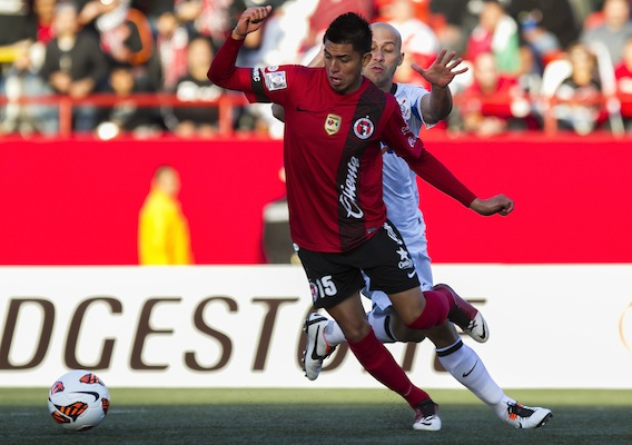 Joe Benny Corona (Photo: Club Tijuana)