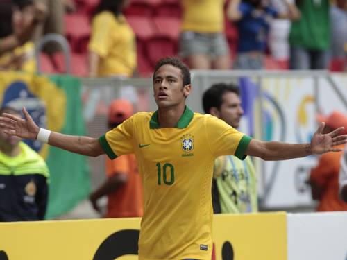 Neymar, the New King of Brazilian and World Football. (Photo: Jorge William / O Globo)