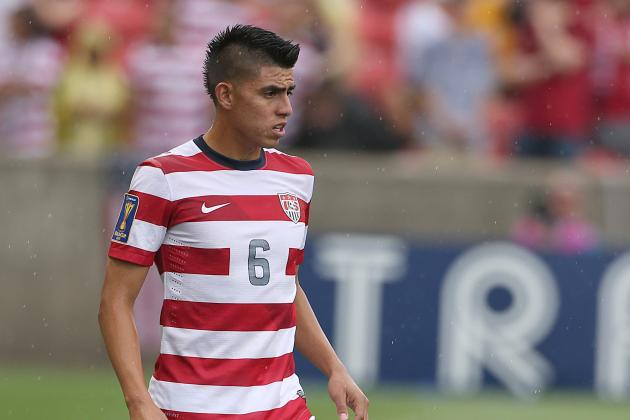 The USMNT should start Joe Corona as a Number 10. (Photo: George Frey/Getty Images )