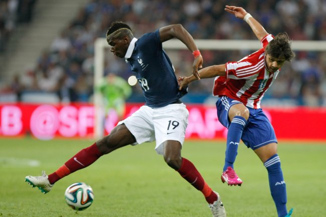 Paul Pogba (Photo: Claude Paris/Associated Press)