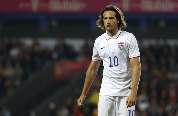 Jürgen Klinsmann has given Mix Diskerud the playmaker role for the United States. (Photo: Getty Images)