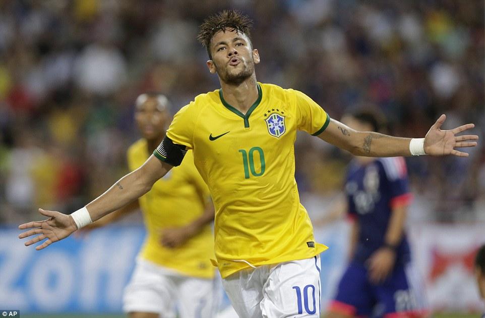 Neymar (Photo: AP)