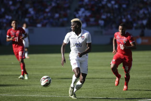Gyasi Zardes, USMNT Starter. (Photo: Jae C. Hong/Associated Press)